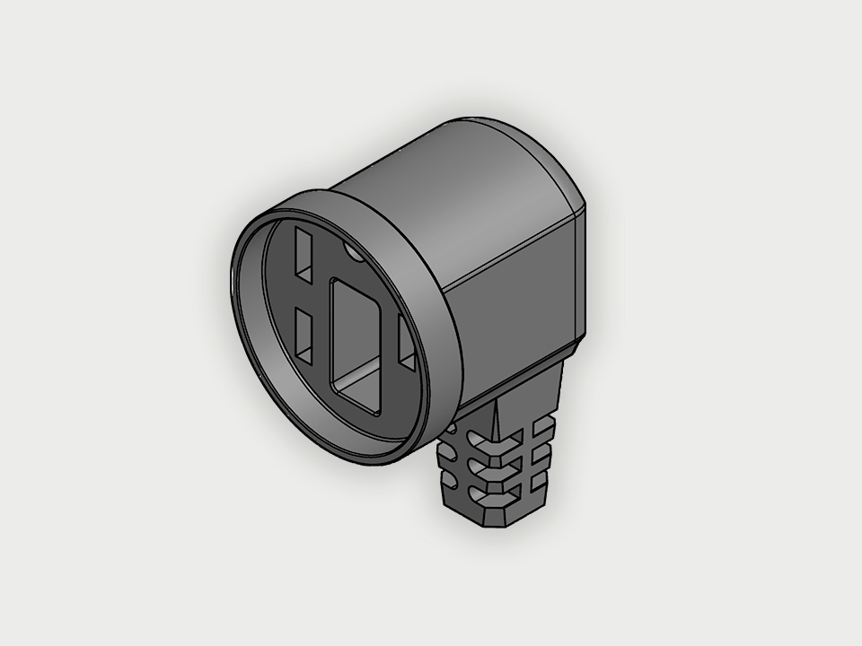 Connectors for pressure switches