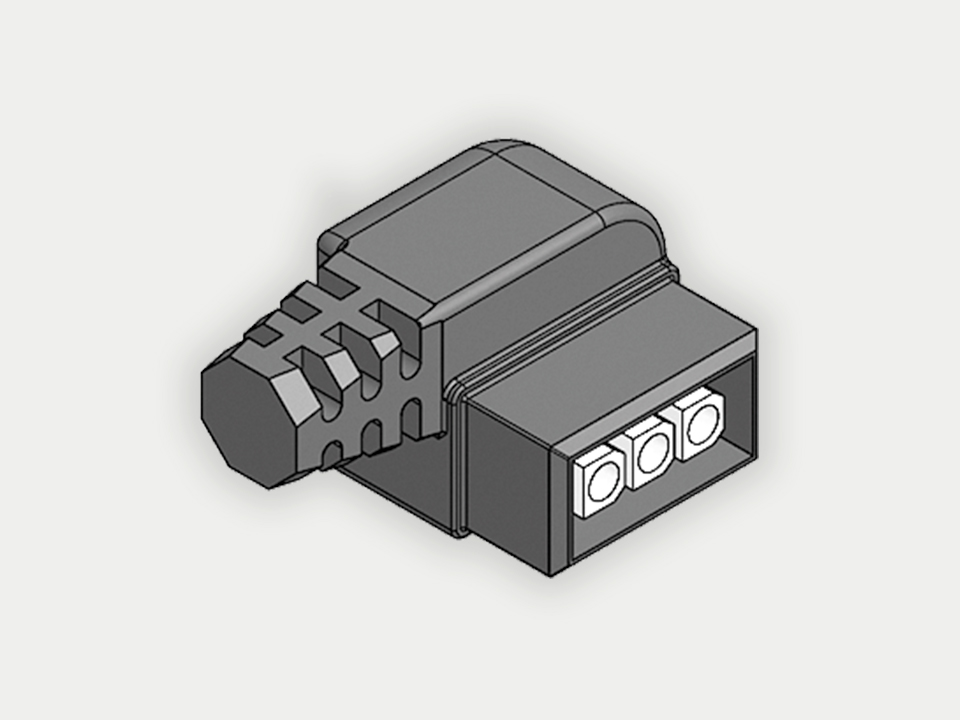 Connectors for circulator pumps