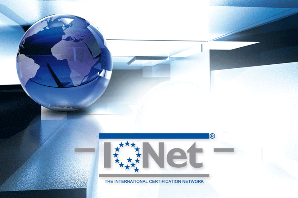 International certification of quality systems business