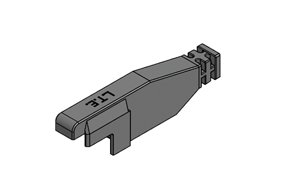 Connector for microswitches air pressure